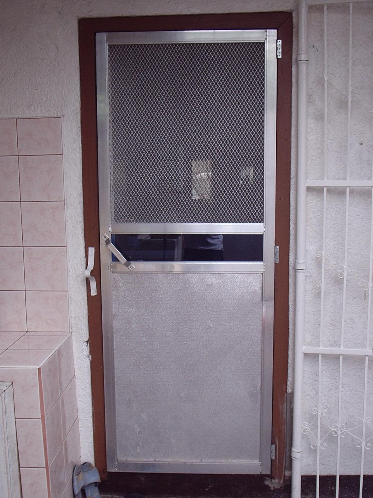 Aluminum screen price of aluminum screen door in the for Aluminum sliding screen door